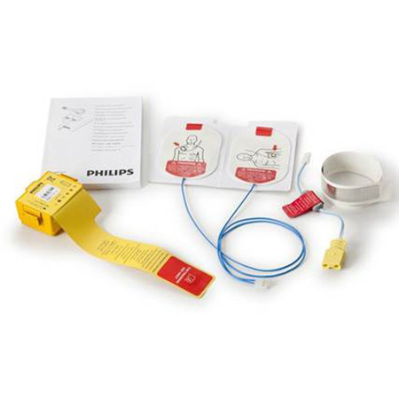 HeartStart FR3 Training Pack with Cable and Adapter