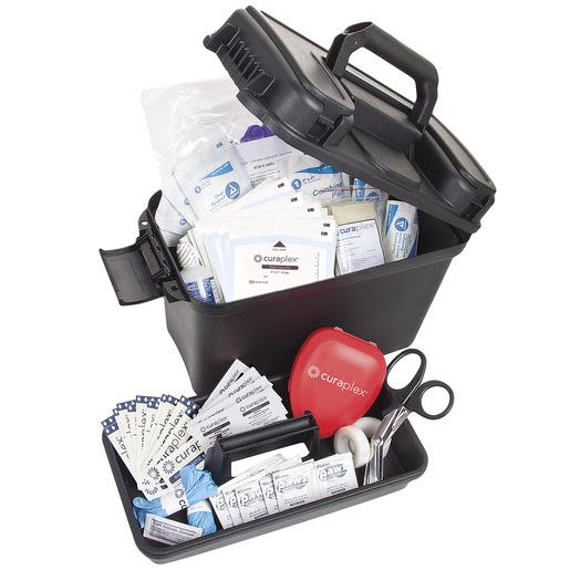 Curaplex® First Aid Kit, Large