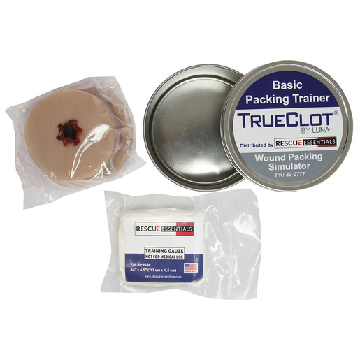 TrueClot® Basic Packing Trainer (BPT)
