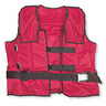 Weighted Training Vests, Large, 30lbs