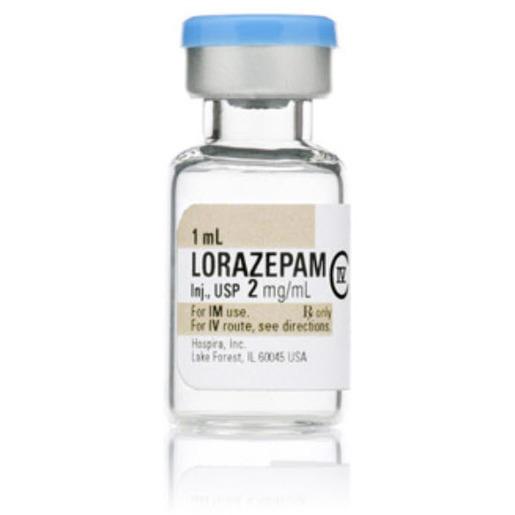 Lorazepam, Class IV