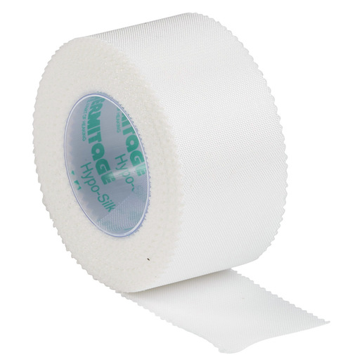 Hypo-Silk Cloth Surgical Tapes