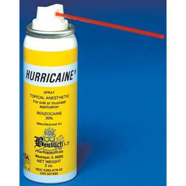 Hurricaine Spray