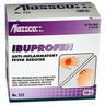 Ibuprofen Anti-Inflammatory Fever Reducer Tablets, 200mg, 125 Tablets