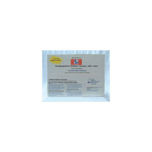 Nephron Corporation S-2 Racemic Epinephrine Solution, 2.25%, 0.5mL