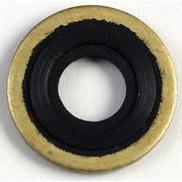Yoke Seal Washer, Brass/Viton