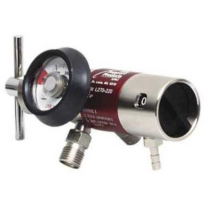 LSP Brass Oxygen Pressure Regulators