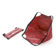 44 Rescue Soft Stretcher, Burgundy