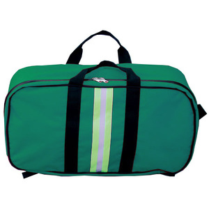 *Discontinued* First Responder Kit, 21-1/2in x 6in x 12-1/2in, Green