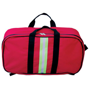 *Discontinued* First Responder Kit, 21-1/2in x 6in x 12-1/2in, Red