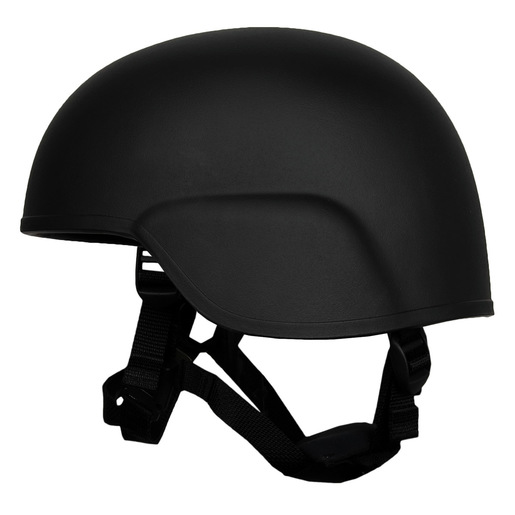 *DROP SHIP ONLY* Ballistic Helmet - AEX35 - Level IIIA, Full Cut, One-size-fits-most (S-XL), Black