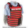 The Tactical Responder Vest MKII with Side Armor, Red