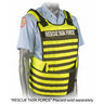 The Tactical Responder Vest MKII with Side Armor, Yellow