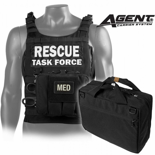 *Discontinued* Agent RTF Kit, Black