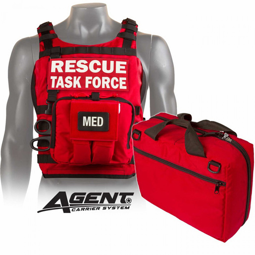 *Discontinued* Agent RTF Kit, Red