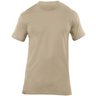 5.11® Men's Utili-T Crew 3 Pack Short Sleeve T-Shirt, ACU Tan, Large