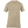5.11® Men's Utili-T Crew 3 Pack Short Sleeve T-Shirt, ACU Tan, Medium
