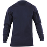 5.11® Men's Station Wear Long Sleeve T-Shirt, Fire Navy, Large