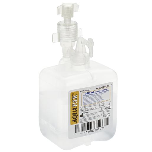 AquaPak Sterile Water Prefilled Humidifiers