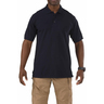 5.11® Men's Professional Short Sleeve Polo Shirt, Regular, Dark Navy, Small