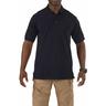 5.11® Men's Professional Short Sleeve Polo Shirt, Regular, Dark Navy, Small