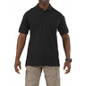 5.11® Utility Short Sleeve Polo Shirt, Black, Medium