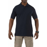 5.11® Men's Utility Short Sleeve Polo Shirt, Tall, 5XL, Dark Navy