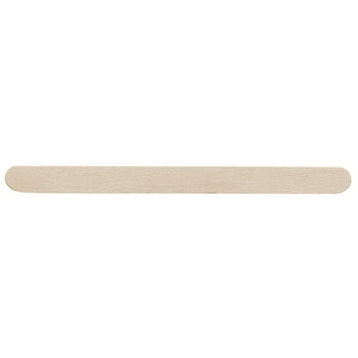 Non-sterile Tongue Depressor, 6in L, Wood