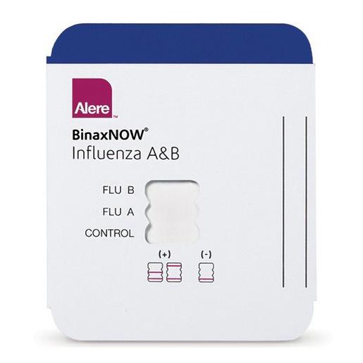 Alere Binaxnow® Influenza A&B Card Test Kits