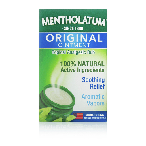 Mentholatum® Topical Analgesic Ointment, 3oz, Original