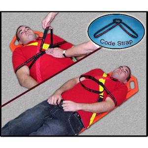 Heavy Duty Adjustable Code Poly Strap
