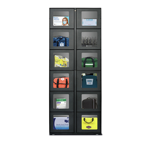 UCapIt CAP 12 Door Locker for Connection to CAP 5 or CAP 3, Black