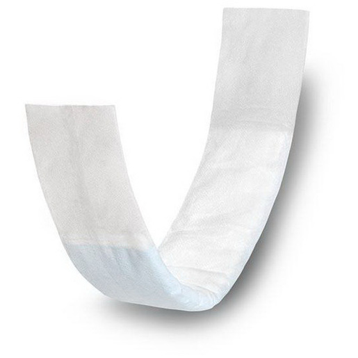 Obstetrical Napkin with Tail, Sterile 11in L