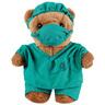 Dr. Scrubz Plush Bear, 10in