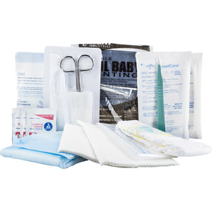 Obstetrical Kit with Deluxe Poly Bag
