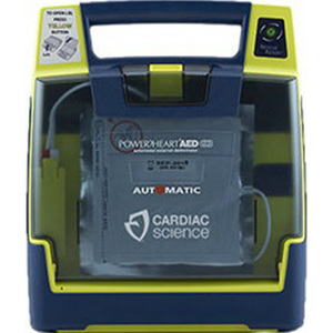 *Discontinued* Recertified Cardiac Science Powerheart® G3 Biphasic AED, Automatic