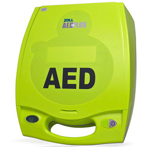 Recertified Zoll® AED Plus®, With Carry Case