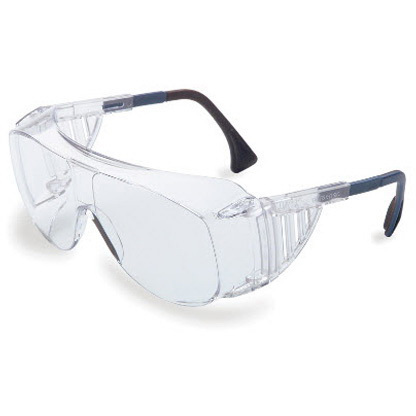 Ultra-spec 2001 OTG Safety Glasses, Ultra-dura® Hardcoat