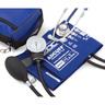 Pros Combo II™ Dual Head Pocket Aneroid/Scope Kit, Adult, Royal Blue