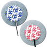 Kendall™ Kittycat® 1052NPSM Cloth Pre-wired Electrodes, Neonatal