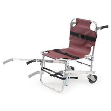 Stair Chair, Burgundy, Model 40