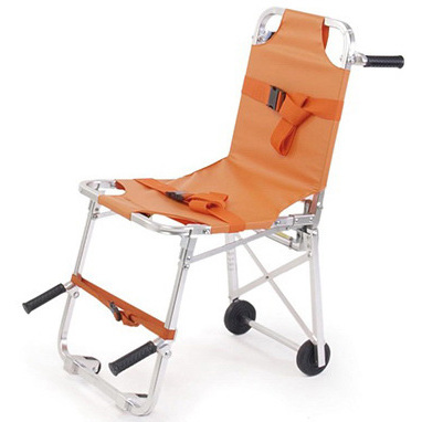 Stair Chair, Orange, Model 42