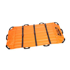 Reeves Heavy-Duty Flexible Stretchers, Heavy-Duty, 79in x 38in, Orange