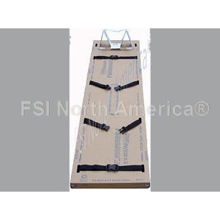 *Limited Quantity* Dispos-A-Board® Backboard, Pediatric
