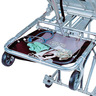 Catch-All™ Equipment Tray with Clear Zipper Pouch for ProFlexx Cots