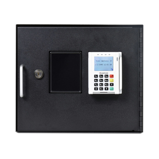 SafeMed Unit Pinpad and Magnetic Stripe