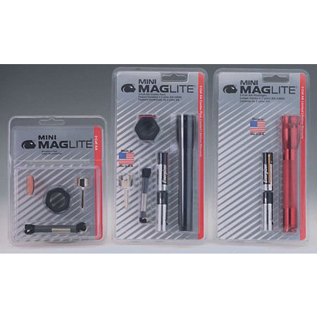 Mini Mag-Lite AA Flashlights