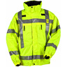 5.11® Men's 3-in-1 Reversible Hi-Visibility Parka, Yellow, XS