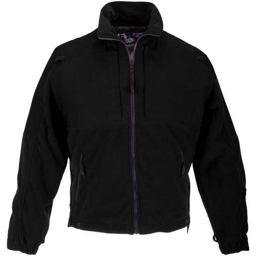 5.11 Men's Tactical Fleece Jackets, Black