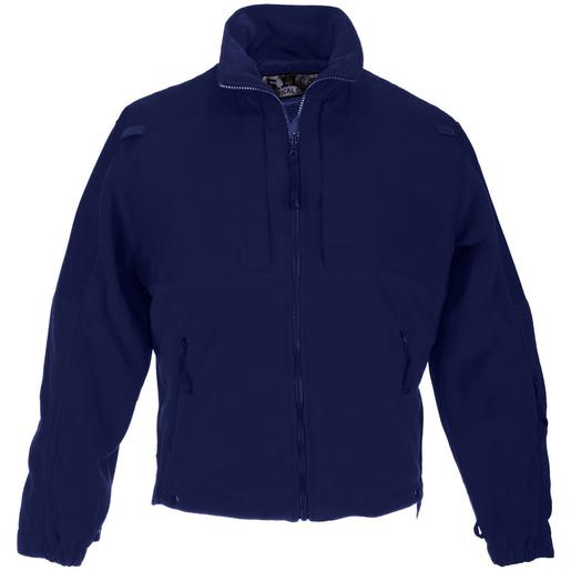 5.11 Men's Tactical Fleece Jackets, Dark Navy
